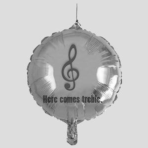 treble Mylar Balloon