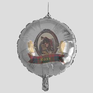 Ross Clan Mylar Balloon
