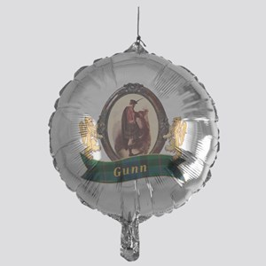 Gunn Clan  Mylar Balloon