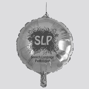 SLP Splash Mylar Balloon