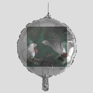 Greys in the Wild Mylar Balloon