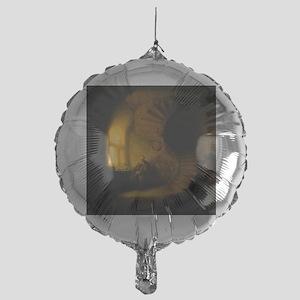 Philosopher in Meditation Mylar Balloon
