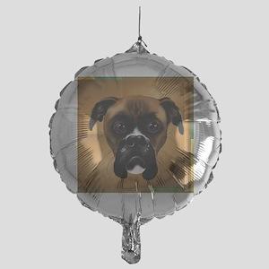 Handsom Boxer-5000 Mylar Balloon