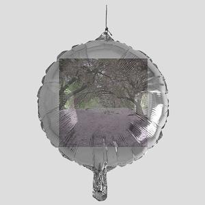 FallenCherryBlossomsMP Mylar Balloon