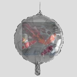 Koi Fish Feng Shui Mylar Balloon
