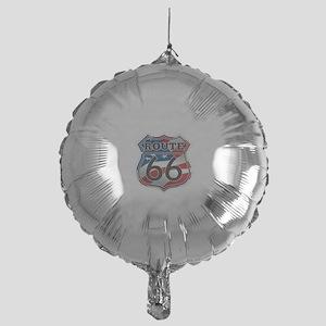 Route 66 Mylar Balloon