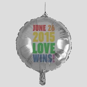 June 26 2016 Love Wins Balloon