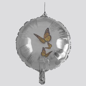 Monarch Butterlies Mylar Balloon