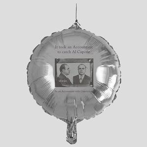 Al Capone Mylar Balloon