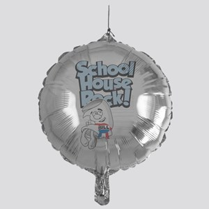 School-House-Rocks-Bill Mylar Balloon