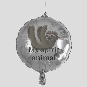 My Spirit Animal Mylar Balloon
