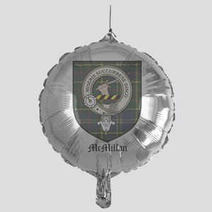 McMillan Clan Crest Tartan Mylar Balloon