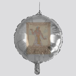 Vintage poster - Egypt Mylar Balloon