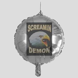 SCREAMIN DEMON Balloon