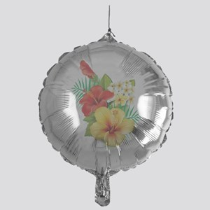 Tropical Hibiscus Balloon