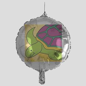 Turtle iPad Mylar Balloon
