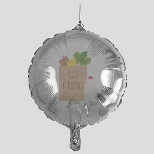 Groceries Balloon