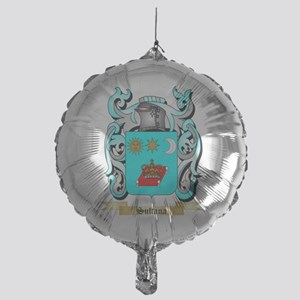 Sultana Mylar Balloon