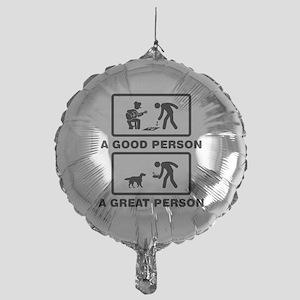 English Setter Mylar Balloon