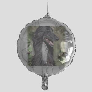 Afghan Hound AA017D-101 Mylar Balloon
