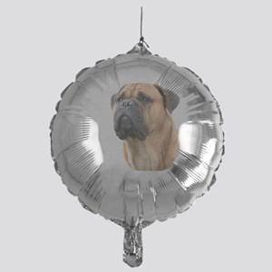 Bullmastiff Mylar Balloon