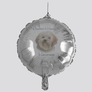 Motley Canines Mylar Balloon