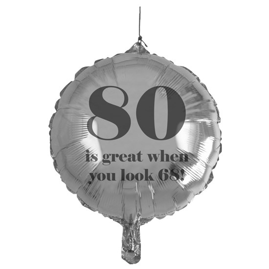 80th Birthday Humor