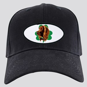 luck of Irish setter Madeline wilson Black Cap