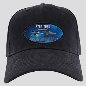 50TH FINAL FRONTIER Black Cap