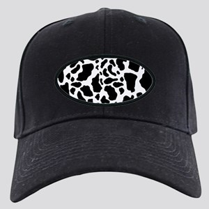 Cow Print Pattern Baseball Hat