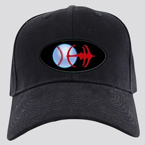 Deep Space Niners Black Cap