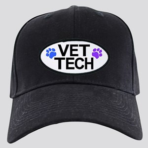 Black Cap - Vet Tech