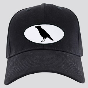 Crow Raven Black Cap