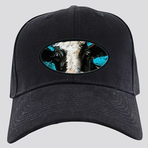 Cow Painting Baseball Hat
