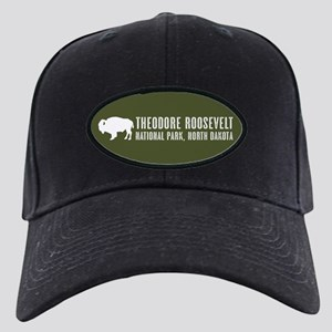 Bison: Theodore Roosevelt, No Black Cap with Patch