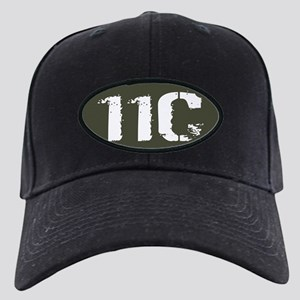 U.S. Army: 11C Mortarman (Military Green Black Cap