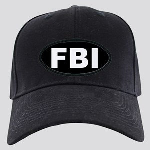 FBI Black Cap