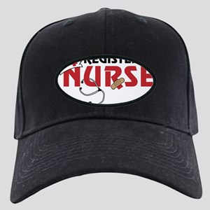 0a0a784938faa Registered Nurse Black Cap