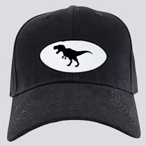 Dinosaur T-Rex Black Cap