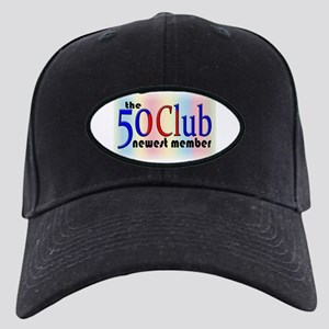 The 50 Club Black Cap