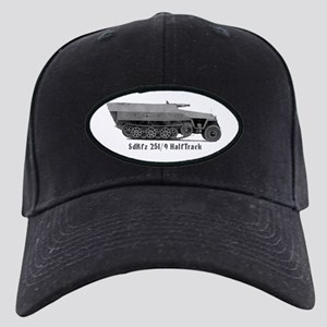 HalfTrack Black Cap