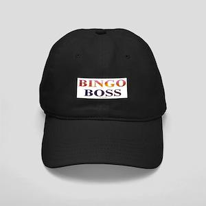 Bingo Boss Engrave MT Black Cap