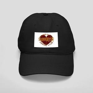 Supporter Black Cap