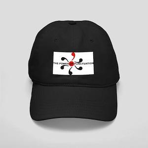 The Power of Punctuation 7 Black Cap