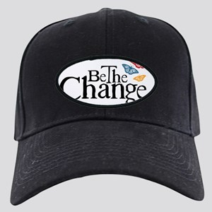 Be the Butterfly and Change Black Cap