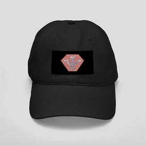 Psi Corps Black Cap
