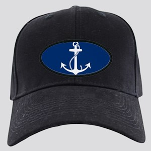 Anchor Black Cap