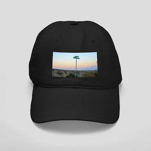 Desert Crossroads Black Cap