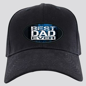 Best Dad Black Cap