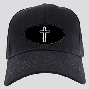 Cross Black Cap